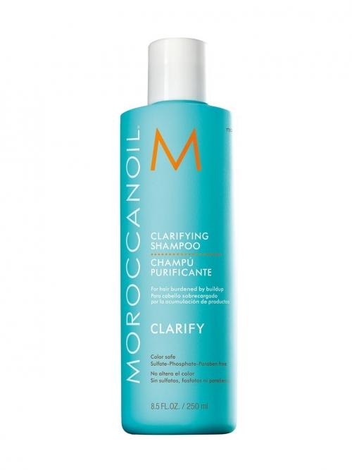 Moroccanoil - Essentials Tiefenreinigendes Shampoo