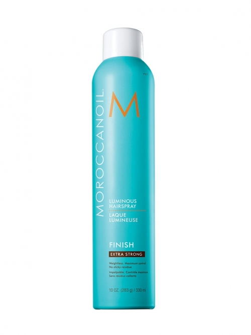 Moroccanoil - Finish Luminöses Haarspray extra strong hold