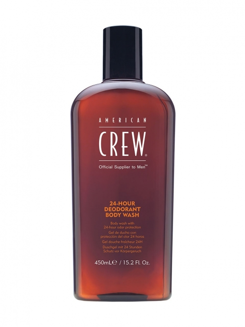 American Crew - 24-Hour Deodorant Body Wash 450 ml