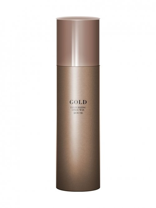 GOLD - Texturizing Spray Wax 200 ml