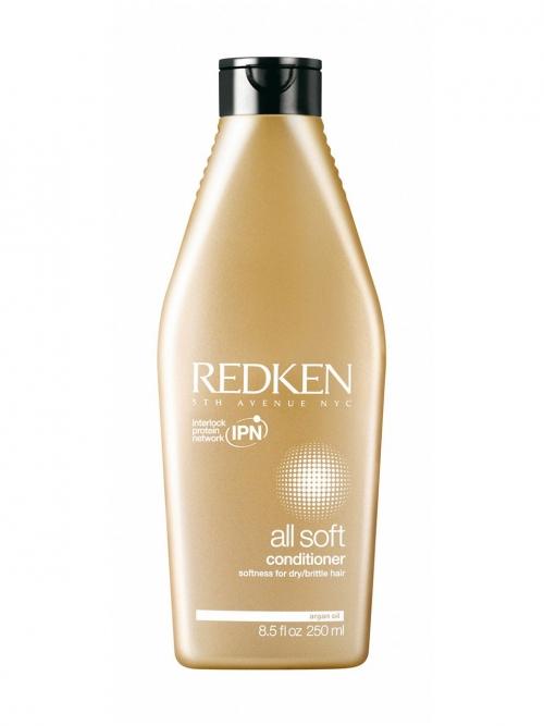 Redken - All Soft Conditioner 250 ml
