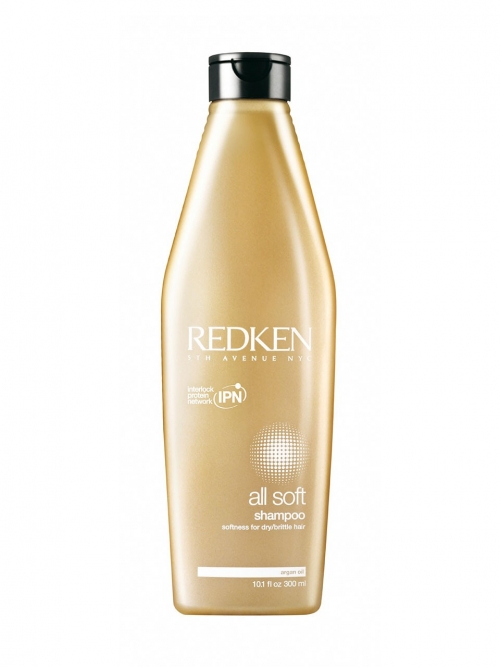 Redken - All Soft Shampoo 300 ml