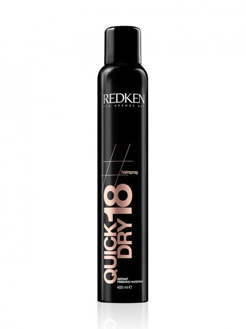 Redken - Quick Dry 18 400 ml
