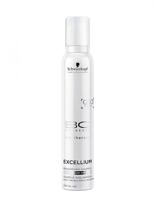Schwarzkopf - BC Bonacure Excellium Veredelnde Serie Beautifying Soufflé 200 ml