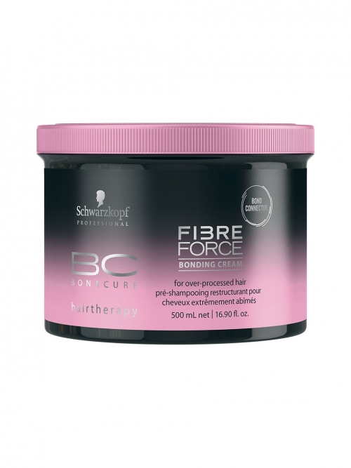 Schwarzkopf - BC Bonacure Fibre Force Bonding Cream 500 ml