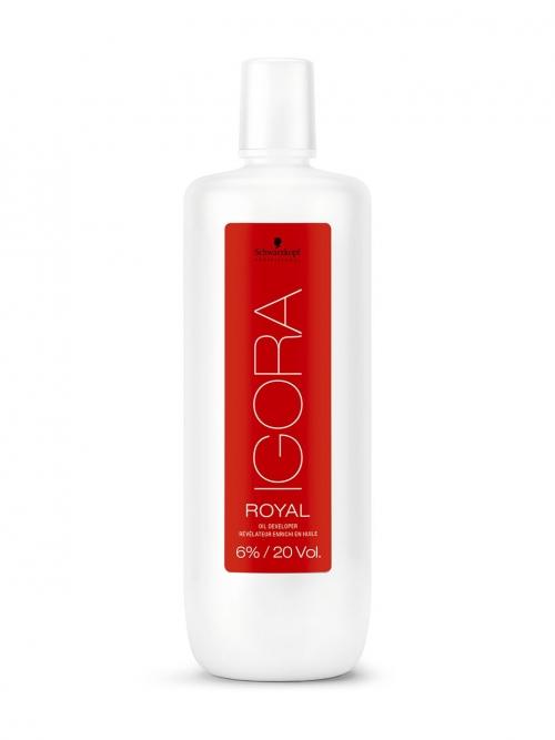 Schwarzkopf - IGORA ROYAL Öl Entwickler 1000 ml