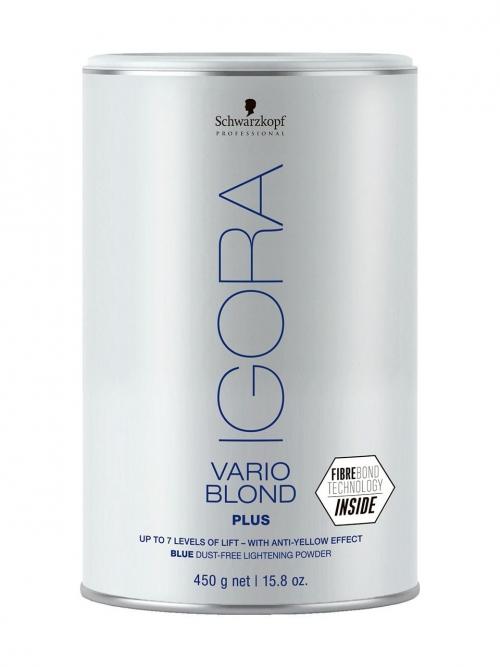 Schwarzkopf - IGORA VARIO BLOND Plus Blondierpulver 450 g