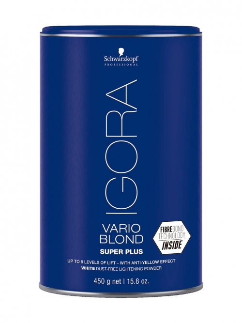 Schwarzkopf - IGORA VARIO BLOND Super Plus Blondierpulver 450 g