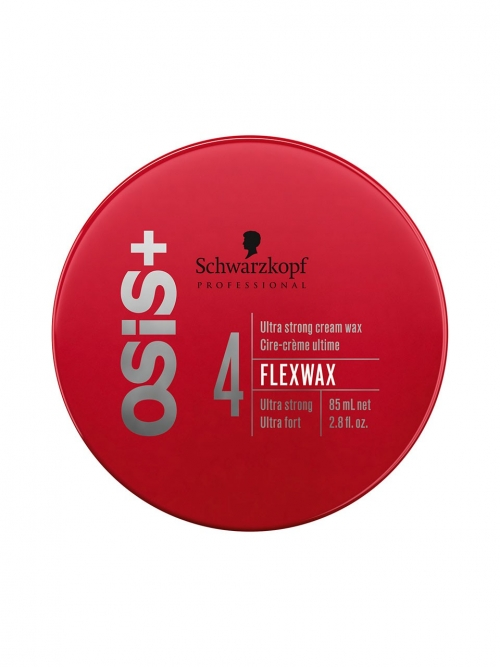 Schwarzkopf - OSiS Texture Flexwax Ultra Strong Cream Wax 85 ml