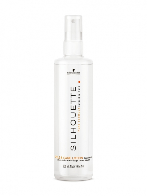 Schwarzkopf - SILHOUETTE Flexible Hold Styling & Care Lotion 200 ml