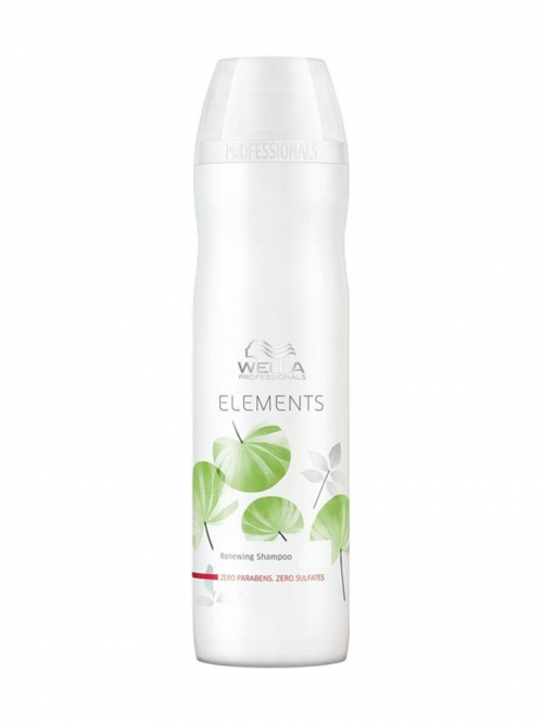 Wella - Elements stärkendes Shampoo