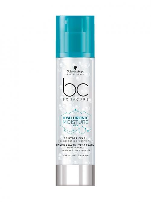 Schwarzkopf - BC Bonacure Hyaluronic Moisture Kick BB Hydra Pearl 100 ml
