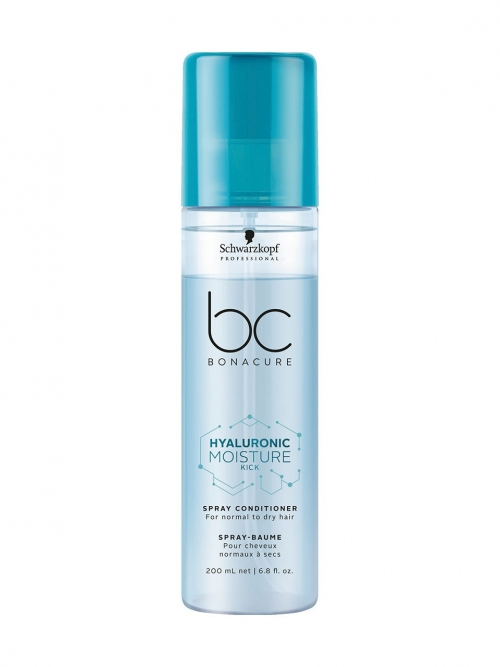 Schwarzkopf - BC Bonacure Hyaluronic Moisture Kick Spray Conditioner 200 ml