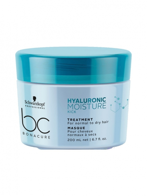 Schwarzkopf - BC Bonacure Hyaluronic Moisture Kick Treatment