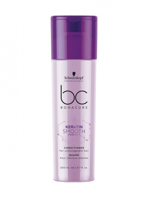 Schwarzkopf - BC Bonacure Keratin Smooth Perfect Conditioner 200 ml