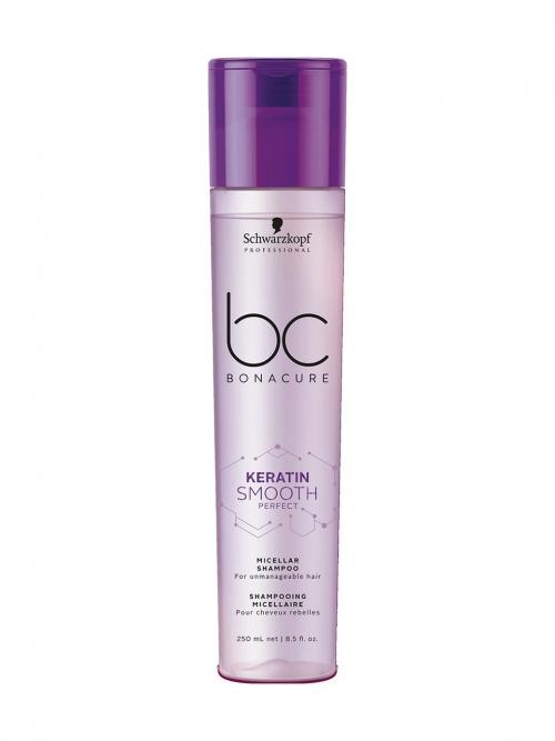 Schwarzkopf - BC Bonacure Keratin Smooth Perfect Micellar Shampoo