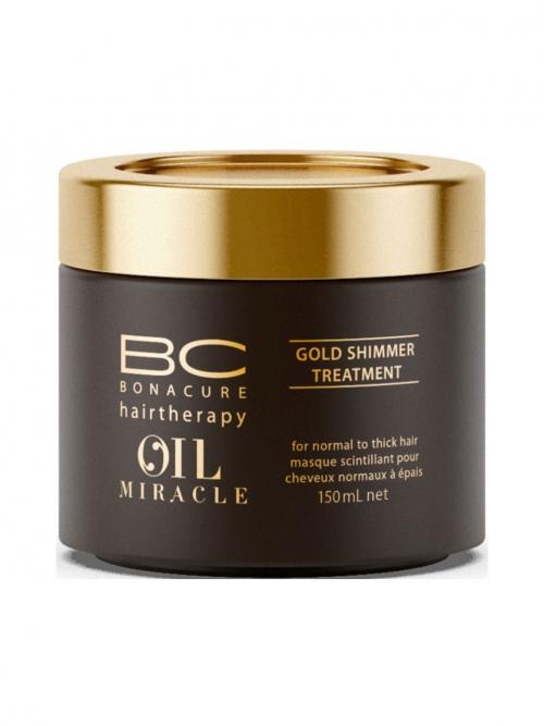 Schwarzkopf - BC Bonacure Oil Miracle Goldschimmer Kur