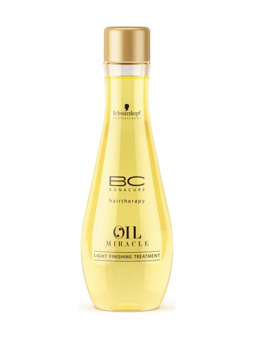 Schwarzkopf - BC Bonacure Oil Miracle Light Finishing Treatment 100 ml