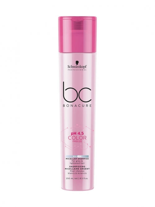 Schwarzkopf - BC Bonacure pH 4.5 Color Freeze Silver Shampoo