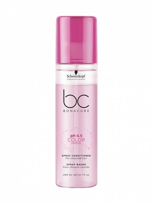 Schwarzkopf - BC Bonacure pH 4.5 Color Freeze Spray Conditioner 200 ml