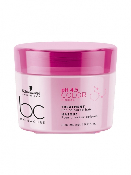 Schwarzkopf - BC Bonacure pH 4.5 Color Freeze Treatment