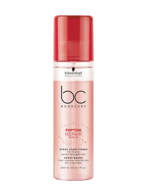 Schwarzkopf - BC Bonacure Peptide Repair Rescue Spray Conditioner 200 ml