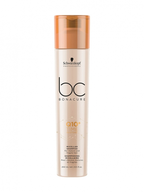 Schwarzkopf - BC Bonacure Q10+ Time Restore Micellar Shampoo