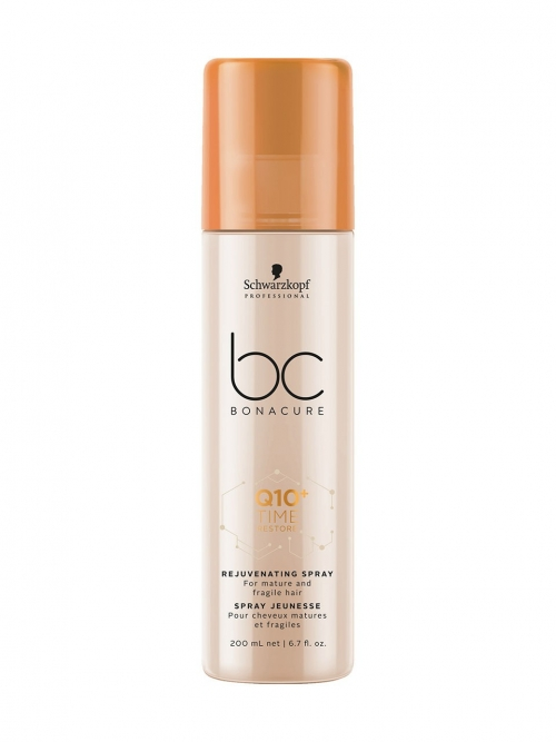 Schwarzkopf - BC Bonacure Q10+ Time Restore Plumping Spray Conditioner 200 ml