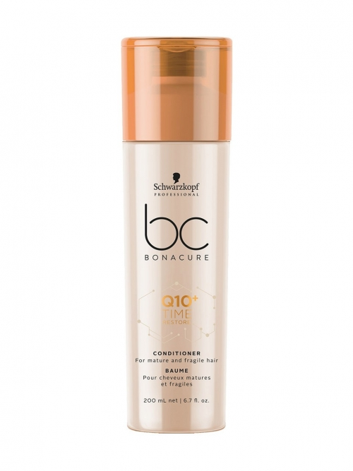 Schwarzkopf - BC Bonacure Q10+ Time Restore Taming Conditioner