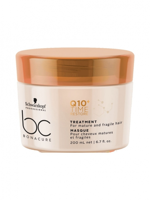 Schwarzkopf - BC Bonacure Q10+ Time Restore Taming Treatment