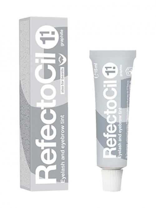 RefectoCil - 1.1 graphit 15 ml Augenbrauen- und Wimpernfarbe