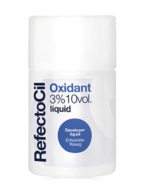 RefectoCil - 3 % Entwicklerflüssigkeit 100 ml für Augenbrauen- & Wimpernfarbe