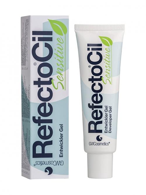 RefectoCil - Sensitive Entwickler Gel 60 ml für Augenbrauen- und Wimpernfarbe