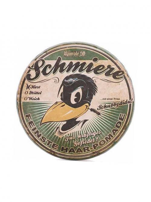 Rumble59 - Schmiere Pomade hart 140 ml