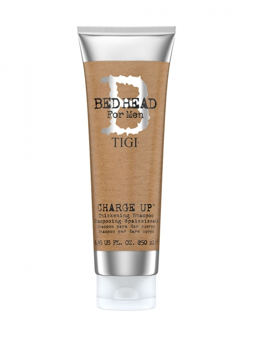 Tigi - Bed Head for Men Charge Up Thickening Shampoo 250 ml