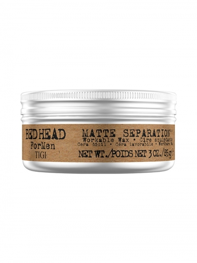 Tigi - Bed Head for Men Matte Separation Workable Wax 85 g