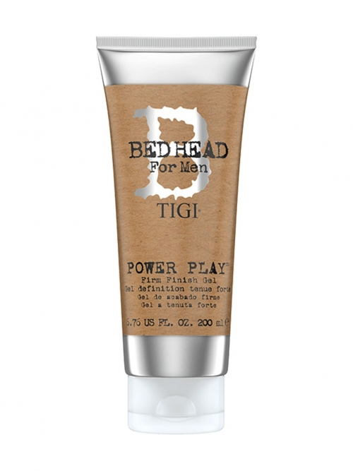 Tigi - Bed Head for Men Power Play Firm Finish Gel 200 ml
