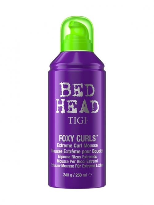 Tigi - Bed Head Foxy Curls Extreme Curl Mousse 250 ml