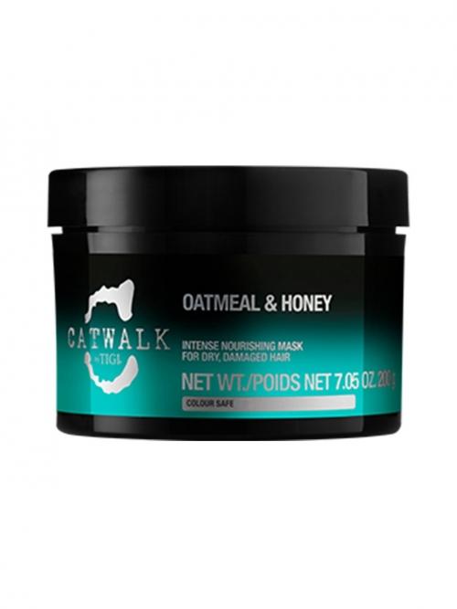 Tigi - Catwalk Oatmeal & Honey Mask 200 g