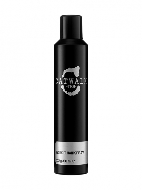 Tigi - Catwalk Work It Hairspray 300 ml