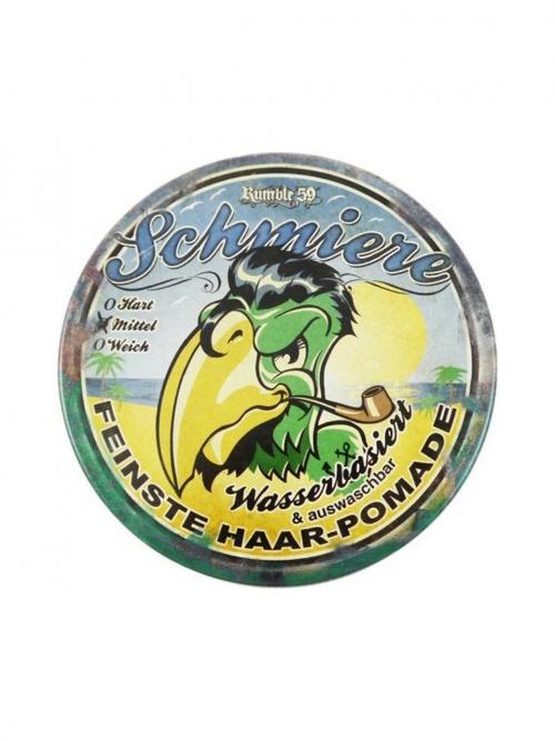 Rumble59 - Schmiere Pomade wasserbasiert mittel 250 ml