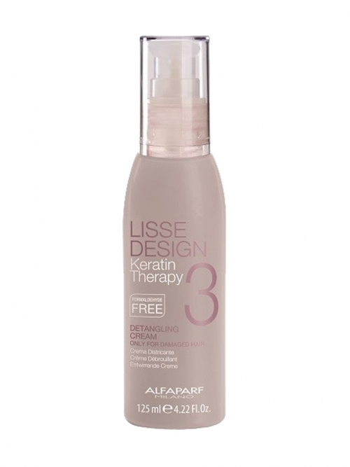 AlfaParf - Lisse Design Keratin Therapy Detangling Cream 125 ml