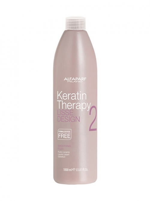 AlfaParf - Lisse Design Keratin Therapy Smoothing Fluid 500 ml