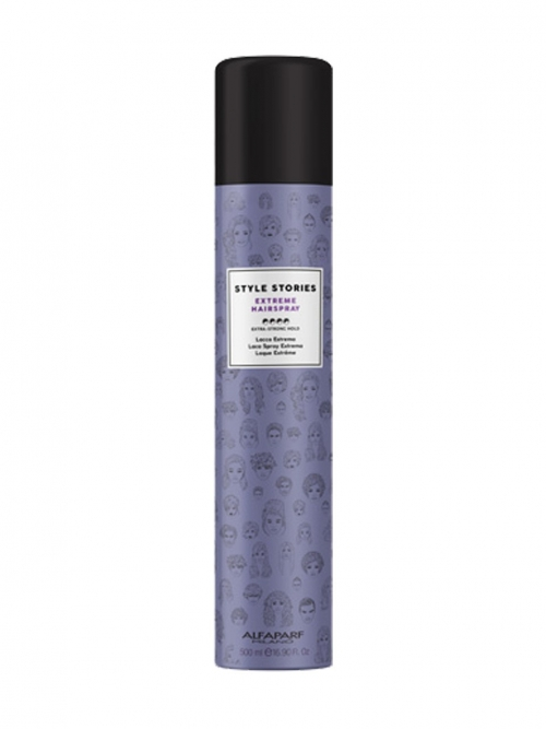 AlfaParf - Style Stories Extreme Haarspray 500 ml