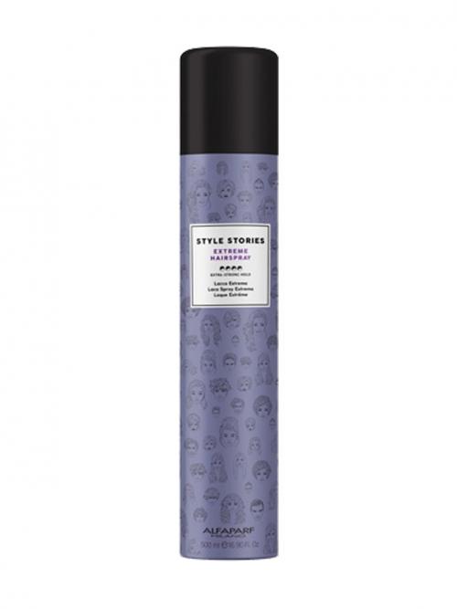 AlfaParf - Style Stories Extreme Haarspray 500 ml
