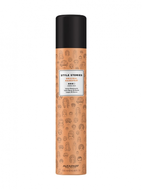 AlfaParf - Style Stories Original Haarspray 500 ml