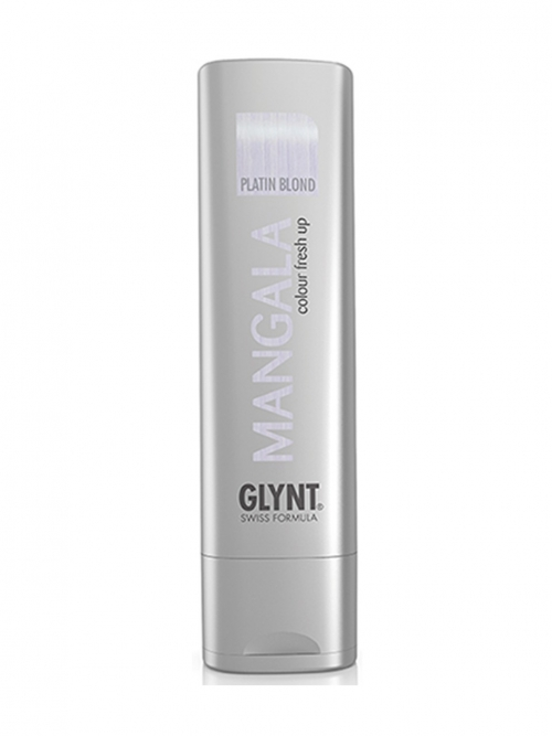 Glynt - MANGALA Platin Blond Fresh up Tönungskur