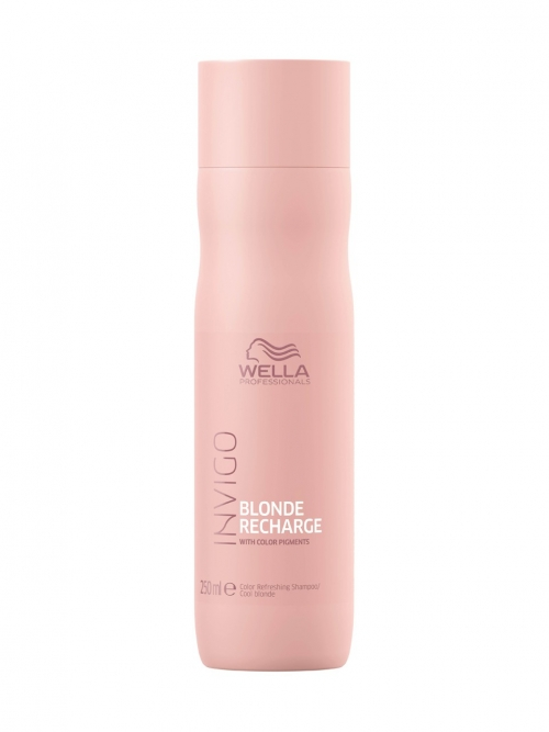 Wella - Invigo Blonde Recharge Color Refreshing Shampoo Cool Blonde