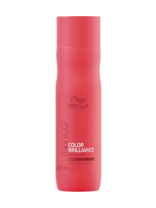Wella - Invigo Color Brilliance Color Protection Shampoo Coarse