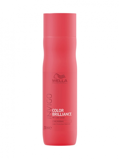Wella - Invigo Color Brilliance Color Protection Shampoo Fine/Normal